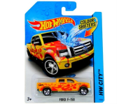 Машинка Color Shifters HOT WHEELS