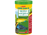 Корм для рыб SERA Cichlid Green XL 370 г