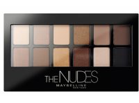 Тени для век MAYBELLINE The Nudes