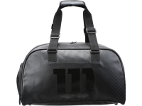 Сумка спортивная WILSON Black Duffel Small черный