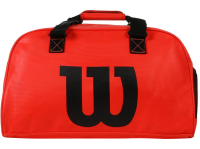 Сумка спортивная WILSON Duffel Infrared Small оранжевый