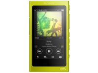 MP3 плеер SONY NW-A35 Yellow