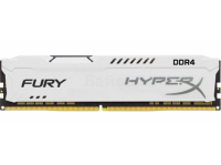 Оперативная память DDR IV 16Gb PC-17000 2133MHz KINGSTON HyperX Fury White