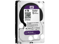 Жесткий диск HDD WESTERN DIGITAL Purple 4TB