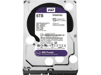 Жесткий диск WESTERN DIGITAL Purple 6TB (WD60PURZ)