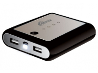 Power Bank RITMIX RPB-10404L 10400 mAh Black