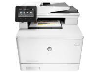 МФУ лазерное HP Color LaserJet MFP M477fdn (CF378A)