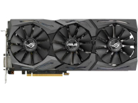 Видеокарта ASUS GeForce GTX 1070 8GB GDDR5 [ROG STRIX-GTX1070-8G-GAMING] Retail