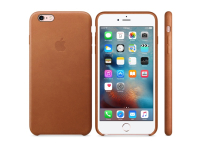 Чехол для iPhone 6s Plus Leather Case Saddle Brown