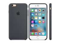 Чехол для iPhone APPLE Silicone Case Charcoal Gray (MKXJ2ZM/A)