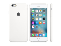 Чехол для iPhone APPLE Silicone Case White (MKXK2ZM/A)