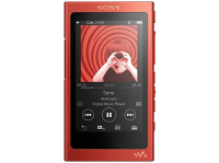 MP3 плеер SONY NW-A35HN Red