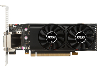 Видеокарта MSI Geforce GTX 1050 Ti 4GB